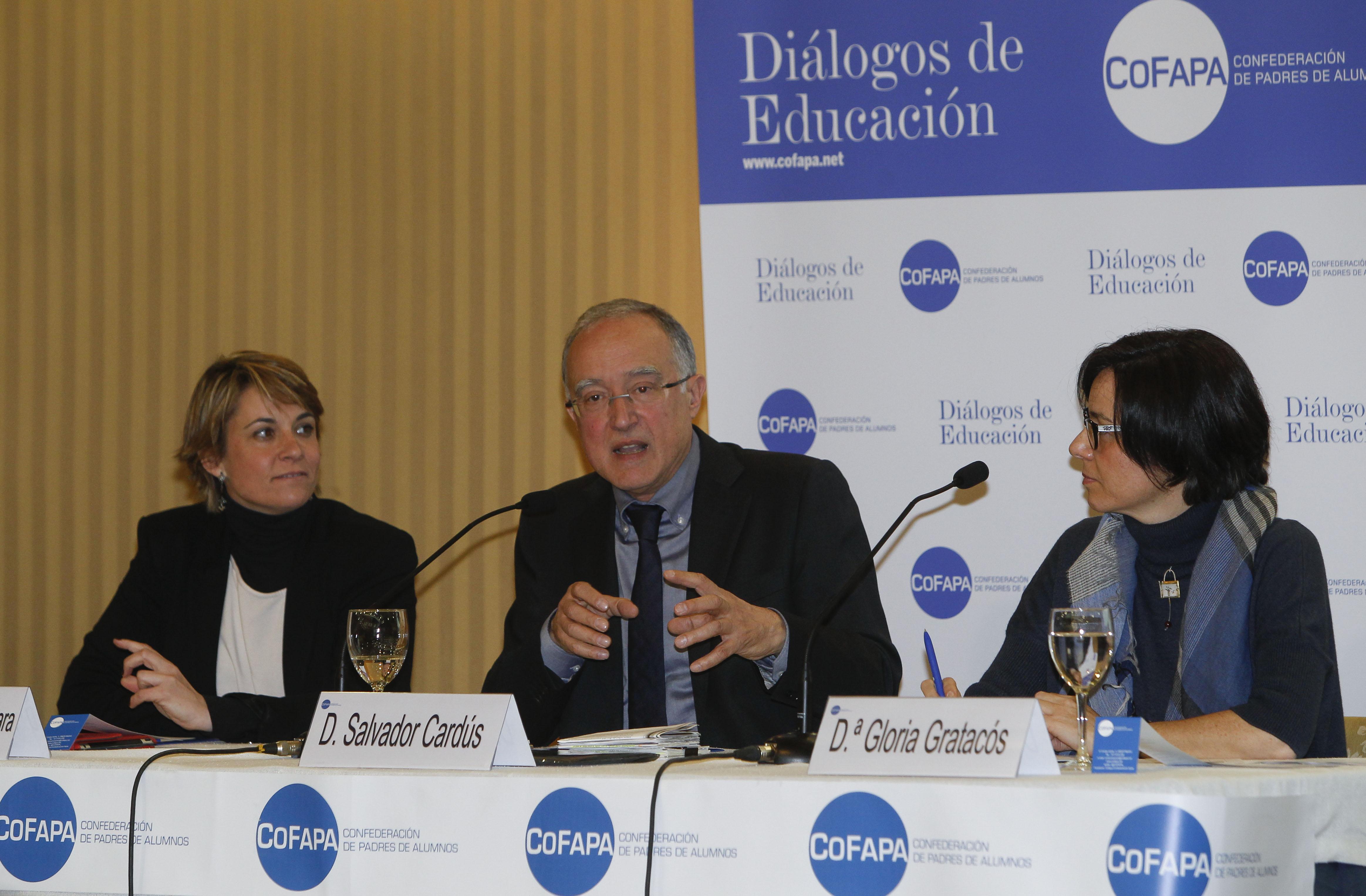 17 Diálogo de Educación de Cofapa con Salvador Cardús